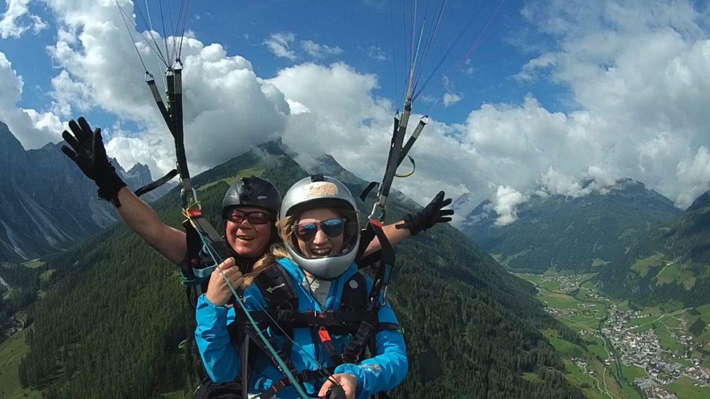 """Basic"" Paragliding Tandemflug"