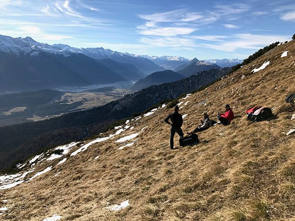 Hike and Fly - Flugschule Parafly